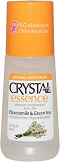 product image for Crystal Deodorant Essence Roll-On 2.25oz Chamomile/Green Tea (2 Pack)