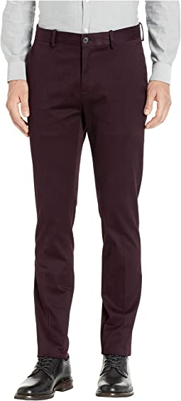 Slim Fit Total Stretch Resist Spill Chino