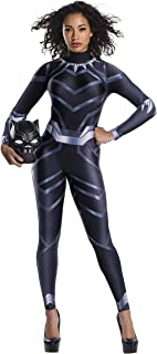 Rubie's Women's Marvel Classic Black Panther Costume, Small