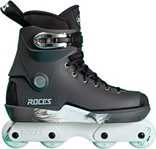 Roces M-12 Lo Nils Jansons Pro Aggressive Inline Complete Skates Size 8
