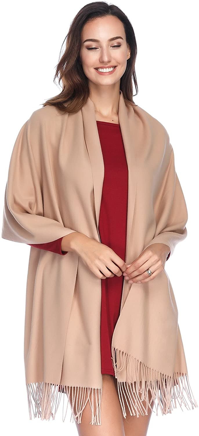 HOYAYO Special sale item Cashmere Pashmina Max 63% OFF Shawls and Scarf Availa Wraps 20+Colors