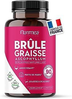Brûle graisse Ascophyllum NAMMEA NUTRITION Aide à la Perte de poids - Coupe faim - Plantes Naturelles - Programme Minceur ...