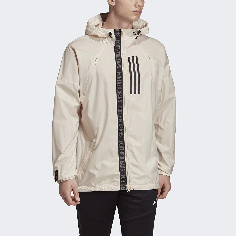 adidas Men's Parley Wind Jacket