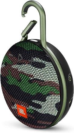 JBL Clip 3 Portable Waterproof Wireless Bluetooth Speaker - Camo