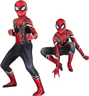 2t spiderman costume