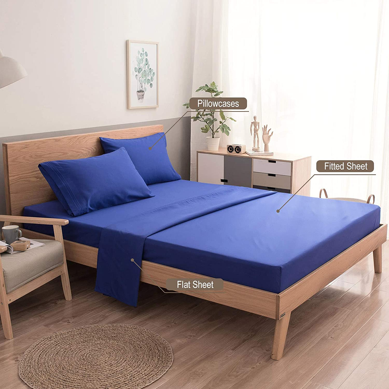 Amazon Promo Code 2020 for Twin XL Size Bed Sheet Set