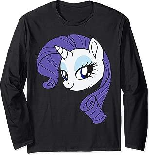 Rarity Unicorn My Little Pony Long-Sleeve T-Shirt