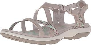 Skechers Women's Reggae Slim-Vacay-40955 Sling Back Sandals