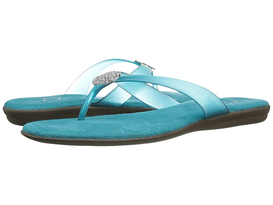 A2 by Aerosoles Too Chlose (Turquoise) Women