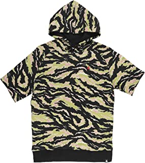 Asphalt Yacht Club SS Tiger Camouflage Hoodie French Terry