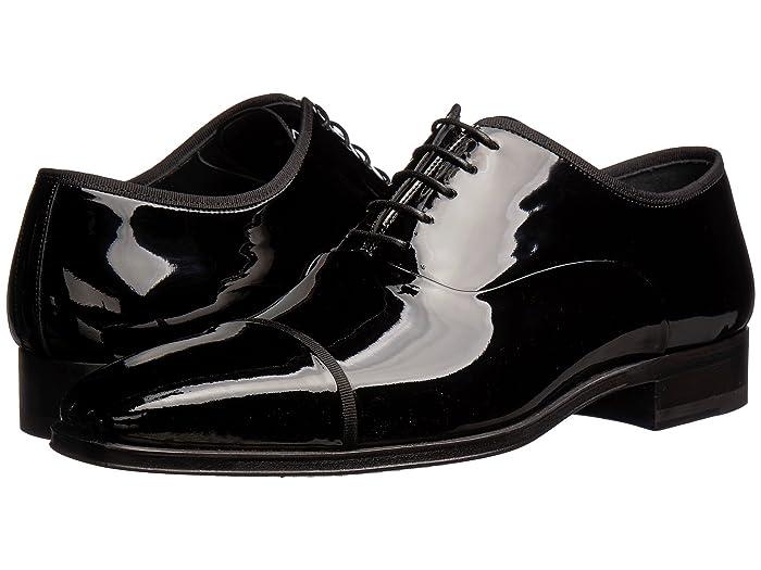 Geox UOMO FEDERICO Slip ons black Men's Round Shoe tip