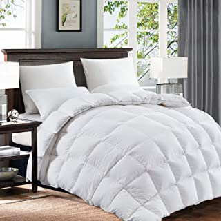 white goose down comforter twin xl