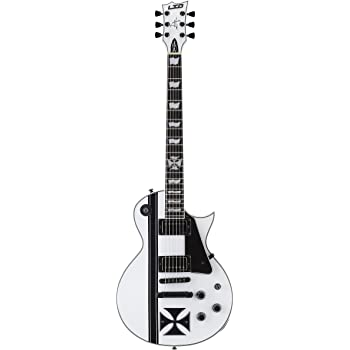 LTD Guitars & Basses IRON CROSS JAMES HETFIELD - Guitarra ...