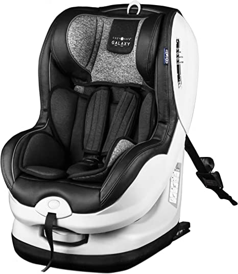 Cozy N Safe Galaxy Group 1 Child Car Seat - Graphite: image