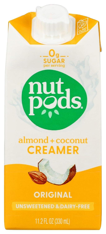 Nut Pods Creamer Max 61% OFF Superlatite Diary Free fl oz Original 11.2