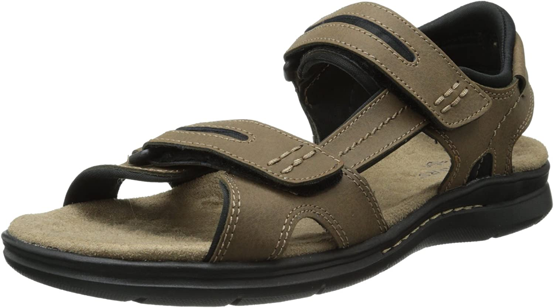 Dockers Men's Solano Gladiator Sandal