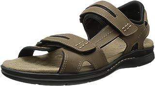 حذاء صنادل رجالي ماركة Dockers من Solano رياضي، بني داكن، 10 M