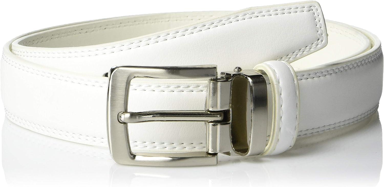 a.x.n.y Boys' Adjustable Stitched Belt