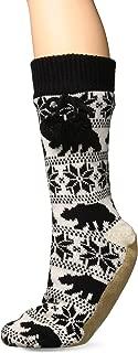 Billabong Women's Winter Bear Socks Slipper Socks