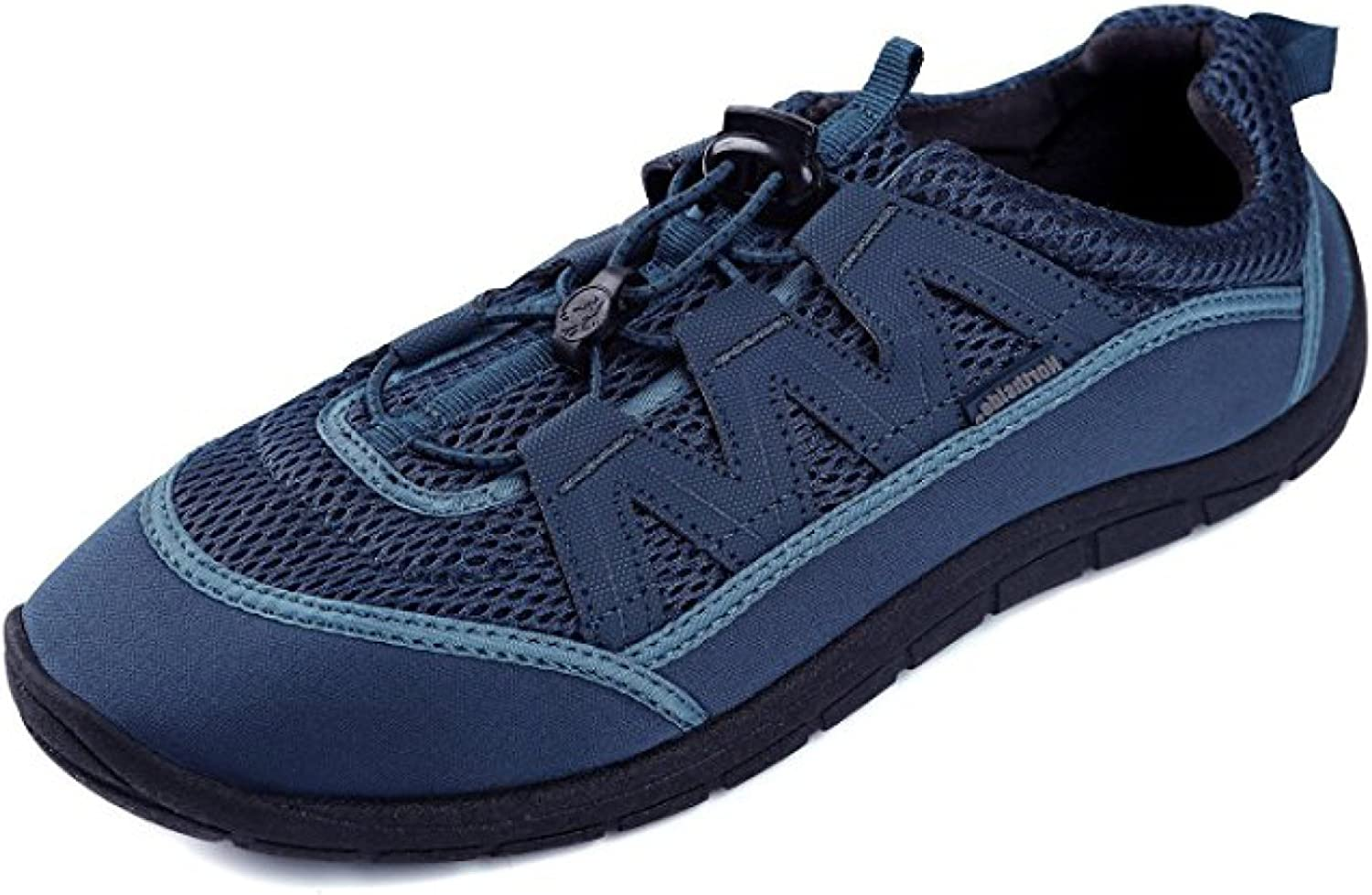 Northside Men's Brille II Summer Water shoes, Navy bluee, 13 D(M) US; with a Waterproof Wet Dry Bag