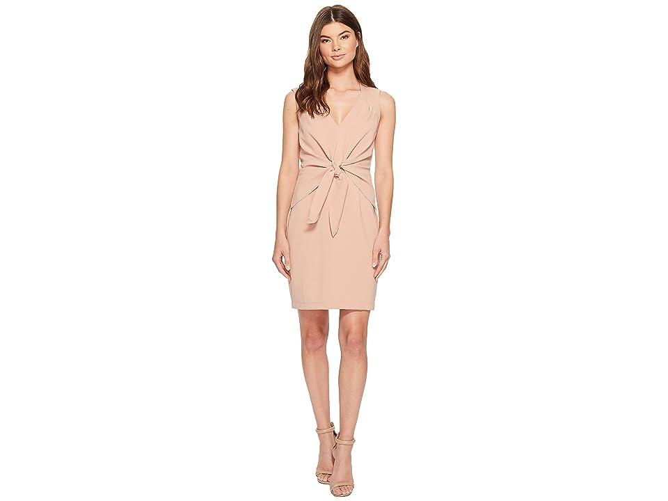 Adelyn Rae Evelyn Sheath Dress (Nude) Women