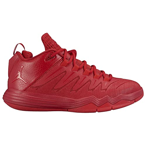 504c9f28687f Jordan Nike Men s Cp3.Ix Gym Red Chllng Red Basketball Shoe 10
