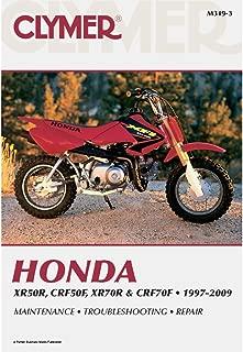 Clymer 04-20 Honda CRF50F Service Manual