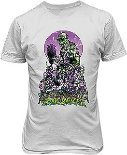 RIVEBELLA New Novelty Graphic Tee Toxic Avenger Mens T-Shirt
