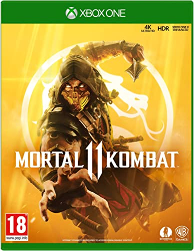 Mortal Kombat 11 (Includes Shao Kahn)