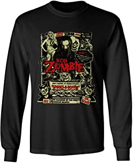 Best rob zombie long sleeve shirt Reviews