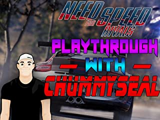 Need for Speed Rivals Playthrough With Chummy Seal