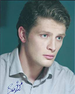 Brett Dier Autographed Signed Photo Ravenswood Supernatural Uacc Rd Aftal Beautiful And Charming Rock & Pop