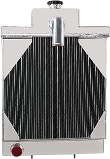 CoolingCare A39344/ A35604 Aluminum Radiator for Case IH 580BCK 480CK 580B 580CK 480B 430CK 530CK