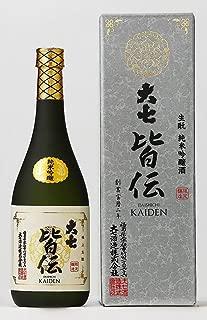 大七 皆伝 純米吟醸 福島県産地酒 720ml