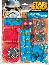 Star Wars Rebels Mega Mix Value Pack Favors, Party Favor