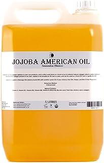 Mystic Moments | Jojoba American Virgin Carrier Oil - 5 Litres - 100% Pure