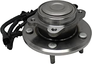 Wheel Bearing Hub Assembly with ABS for Dodge Caravan, Chrysler Town Country, VW Volkswagon Routan - 512360 | by Detroit Axle