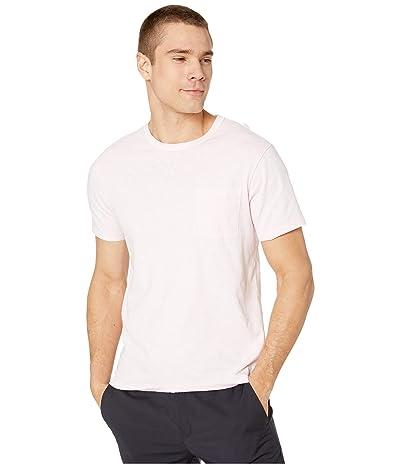 J.Crew Garment-Dyed Slub Cotton Crewneck T-Shirt (Pink) Men