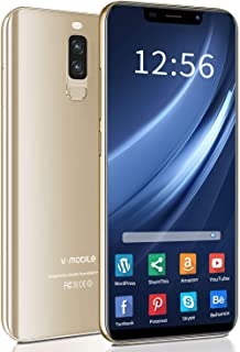 "Unlocked Cell Phones, 4G Unlocked Smartphone, 5.85"" Waterdrop Full-Screen Phones, with 32GB Android 8.1 OS, 4200mAh, Dual ..."