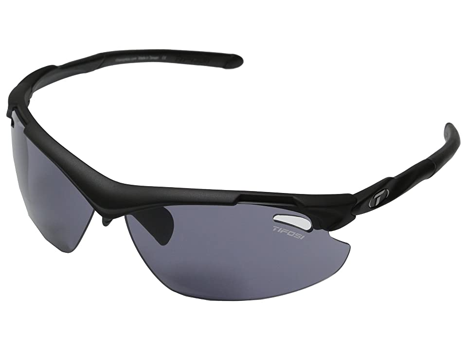 Tifosi Optics Velocetm Reader (Matte Black 1) Athletic Performance Sport Sunglasses