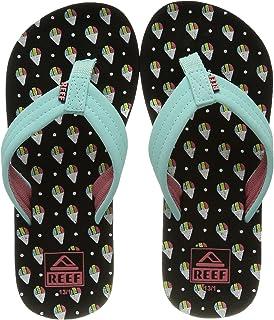 Reef Kids Ahi, Sandale Fille