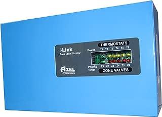 Azel SZ-V6 Six Zone Valve Controls for Hydronic Radiant Floor Heating System