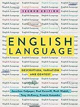 Scaricare Libri English Language: Description, Variation and Context PDF
