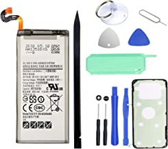 HDCKU Galaxy S8 Plus Battery Replacement Kit for Samsung...