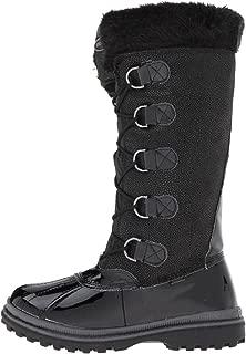Khombu Women's Quechee Stingray Boot Black 6