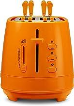 Dè Longhi CTLAP2203.O broodrooster met tang 550 watt, oranje, kunststof