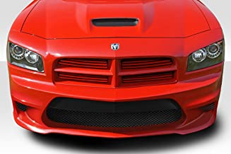 Brightt Duraflex ED-R-944 Hellcat Look Front Bumper - 1 Piece Body Kit - Compatible With Charger 2006-2010