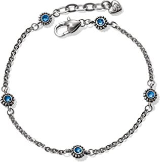 Twinkle Anklet [SILVER-SAPPH]