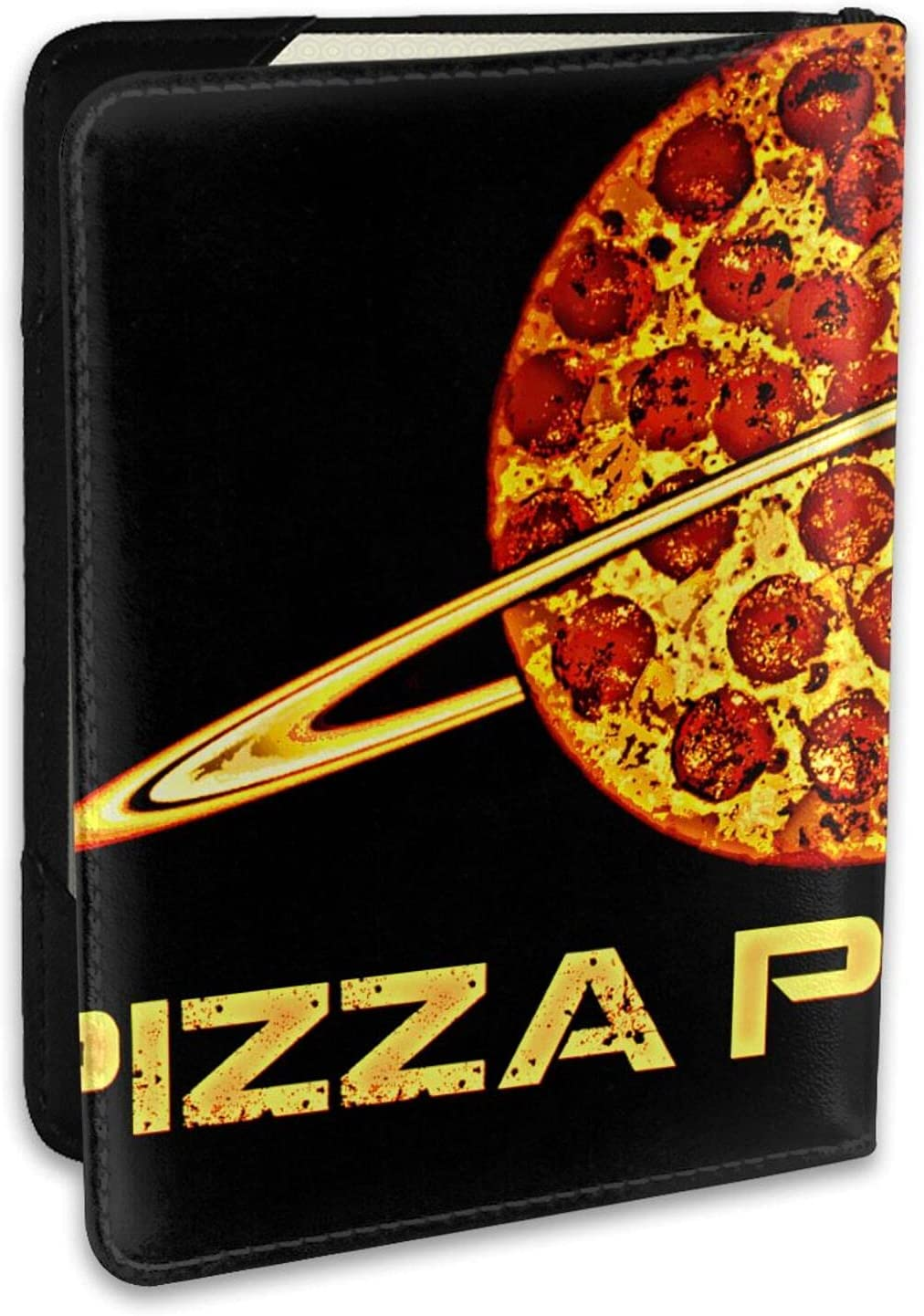 Pizza Planet Leather Popular overseas Same day shipping Passport Holder Card Credit And Cover Case