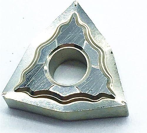 high quality ZIMING--1 2021 WNMG080404-HA WNMG431-HA H01 Aluminum lowest Cutting Inserts 10PCS online sale